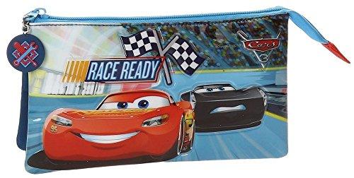 Disney Race Neceser de Viaje, 22 cm, 1.32 litros, Multicolor
