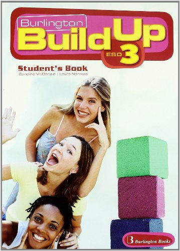 Build up 3 student book 3º eso