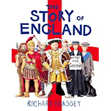 The Story of England (English Edition)