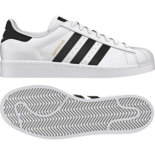 adidas Superstar, Herren Sneakers, Weiß - 8