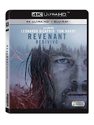 Revenant - Redivivo (Blu-Ray 4K UltraHD + Blu-Ray) [Import italien]