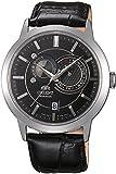 Orient Reloj Analógico para Hombre de Automático con Correa en Cuero FET0P003B0