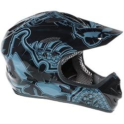 Kali Downhill - Casco, tamaño XL, color negro