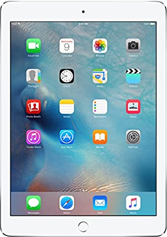 Apple iPad avec Wi-Fi, 32Go, argent