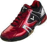 VictorVICTOR SH-P9100 - Scarpe da Badminton Unisex – Adulto, (Rosso (rosso)), 37