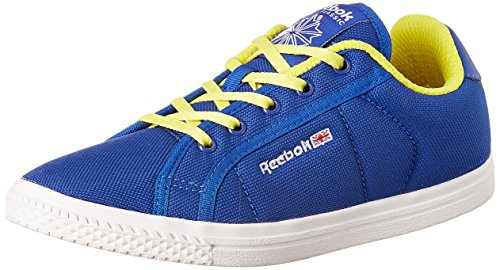 Reebok Classics Boy's Reebok Court Lp Rbk Royal, Hero Yellow and White Sneakers – 3.5 UK/India (35 EU) (4 US) 51nz25eMXFL