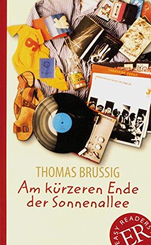 Buchseite und Rezensionen zu 'Am kürzeren Ende der Sonnenallee: Deutsche Lektüre für das GER-Niveau B1' von Thomas Brussig