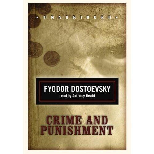 Crime and Punishment CD Unabridged