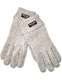bfe9cef5585772 Lemio Grande Damen Thinsulate Strickhandschuhe, Touchscreen Funktion