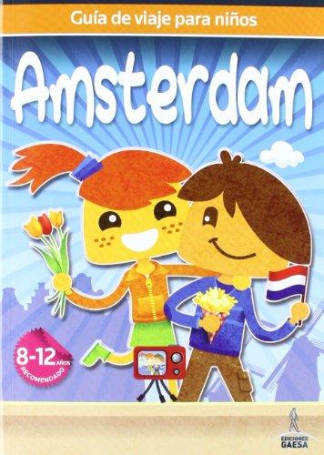 Guia de viaje para niños Amsterdam