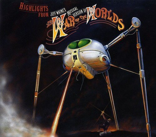 War of the Worlds: Highlights by JEFF WAYNE (2013-05-03)