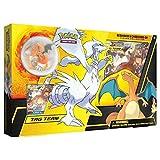 Pokémon POK80393 TCG - Modellino Reshiram & Charizard-GX, colori assortiti