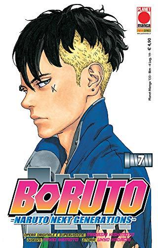 Boruto. Naruto next generations: 7