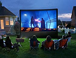 ABB Wifi Hdmi HD 1200 LUMEN Led Projector Home Cinema Theater (Black)