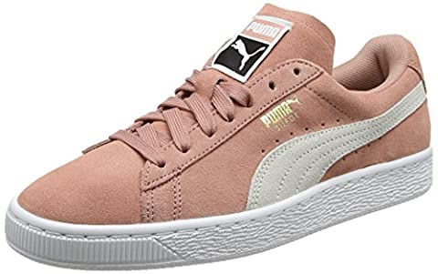 Puma Damen Suede Classic Sneaker, Braun (Cameo Brown-White), 36 EU