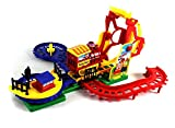 #8: Sunshine Automatic Track Changing Train Set (Battery Operated)