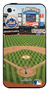 MLB New York Mets Iphone 4/4s Hard Cover Case