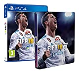 FIFA 18 + Steelbook - PS4 (exclusif Amazon)