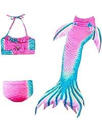 Cola de Sirena con ala Ideal para Nadar para Niños-Nuevo Estilo