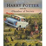 Harry Potter 2 and the Chamber of Secrets (Harry Potter Illustrated Editi)