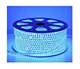 LED Strip Light Waterproof Roll 20 Meter (120 led/Mtr) BLUE