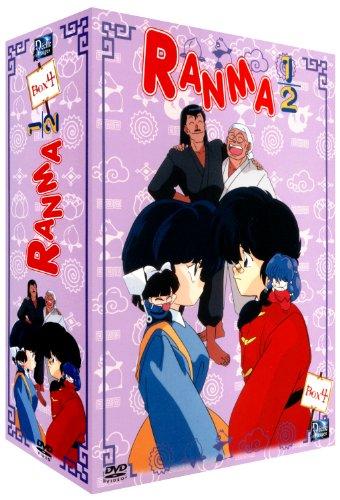 Ranma 1/2 - Partie 4 - Coffret 4 DVD - VF
