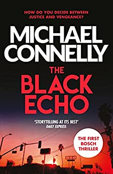 Michael connelly books in order of publication