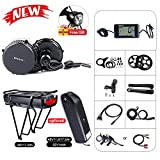 Bafang Electric Bike Conversion Kit Bicycle Motor Kit BBS02B Mid Drive 750W Electric