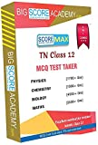 #9: Big Score Academy - Tamilnadu Samacheer Kalvi Class 12 Combo Pack - One Mark Revision - Physics, Chemistry, Maths and Biology (CD)