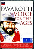 Locandina Luciano Pavarotti: Voice For The Ages - Subtitle: English,French,German by luciano pavarotti