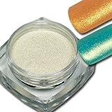 RM Beautynails Mermaid Meerjungfrauen Effekt Pigment Nailart 5ml sehr feines Glitter Glitzer Puder