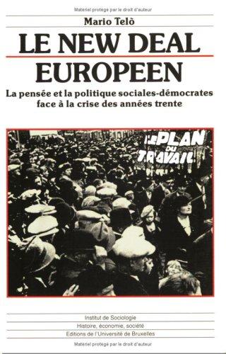 Le New Deal européen