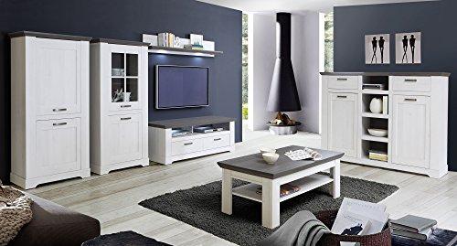GABUN TV-Unterteil Schneeeiche/Pinie - 3