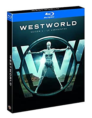 WestWorld - Saison 1 - Blu-Ray - HBO