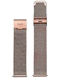 Cluse Damen Uhrenarmband Minuit Edelstahl Gold CLS347