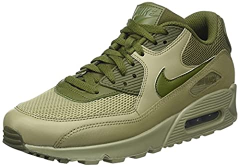 Nike Herren Air Max 90 Essential Low-Top, Grün (Trooper/Legion Green/Trooper), 40 EU