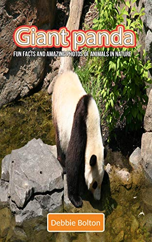 Giant Panda: Fun Facts and Amazing Photos of Animals in Nature (English Edition)
