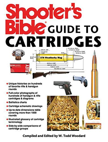 Shooter's Bible Guide to Cartridges -