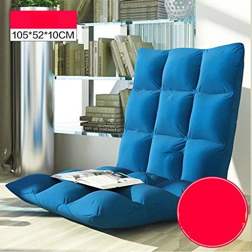 Sofa souple et pliable paresseux ( Couleur : Stripe , taille : 105*52*10cm )