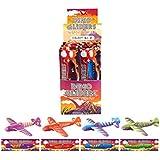 48 x Dinosaur Polystyrene Dino Gliders - Wholesale Bulk Buy [Toy] by Henbrandt