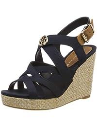 eb4c9531a2802 Amazon.es  Tommy Hilfiger - 8 - 11 cm   Zapatos para mujer   Zapatos ...