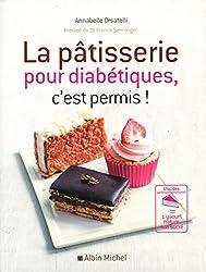 La Pâtisserie pour diabétiques, c'est permis !