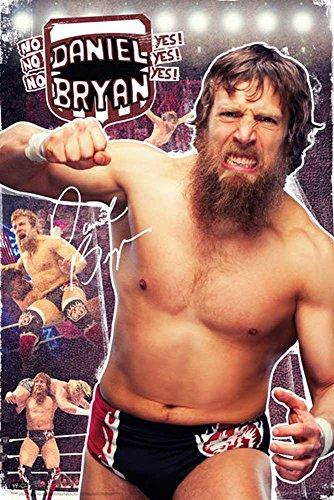 Wrestling-WWE-Poster-Daniel Bryan + Poster a sorpresa
