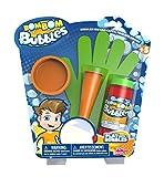 Splash Toys 31135 - Original Bom Bubbles Seifenblasen zum Anfassen, ca. 118 ml mit Handschuh, Pusterohr und Auffangschale, mehrfarbig