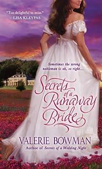 Secrets of a Runaway Bride (Secret Brides) by [Bowman, Valerie]
