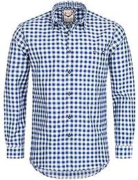 Stockerpoint Trachtenhemd OC-Franzl   kariert   modern Fit