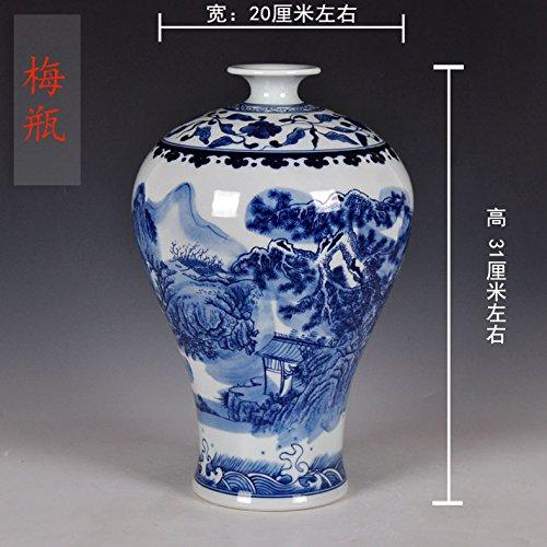 jhdh2-unterglasur-blau-und-weiss-porzellanvase-moderne-mode-buro-ausstattung-mobel-und-kunsthandwerk