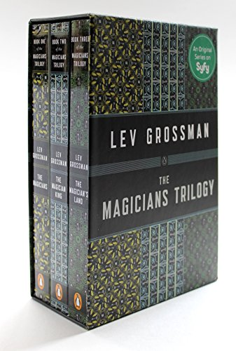 The Magicians Trilogy Boxed Set: The Magicians; The Magician King; The Magician's Land