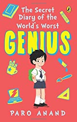 The Secret Diary of the World's Worst Genius