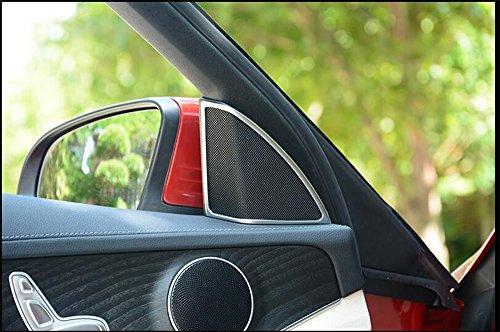 METYOUCAR ABS Chrome Door Audio ...